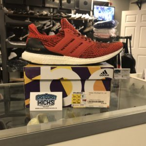 Adidas Ultra Boost Energy Red Size 12.5
