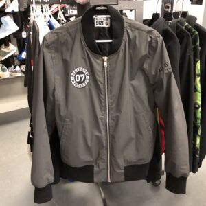 Preowned Dream Crew 3M Bomber Jacket Size L