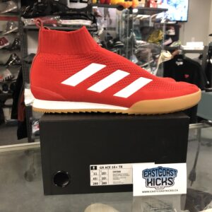 Preowned Adidas Ace Red Size 11