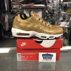Preowned Nike Air Max 95 Gold Size 9.5