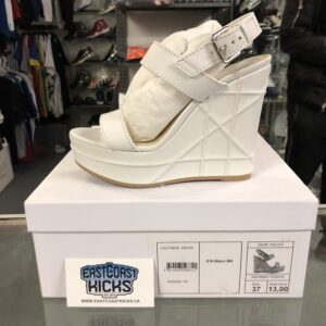 Dior Yacht White Woman Size 6