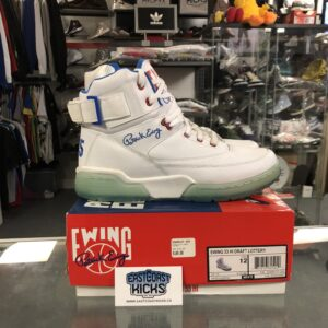 Preowned Ewing 33 White Size 12