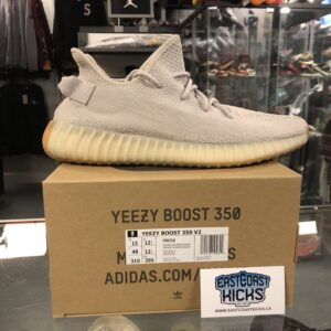 Preowned Yeezy 350 Sesames Size 13