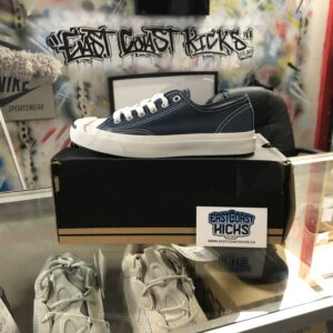 Converse x Jack Purcell Blue Size 4/4.5