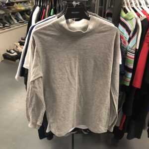 Champion Long Sleeve Grey Size S