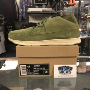 Ransom Olive Green Size 12