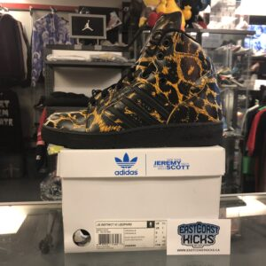 Adidas Jeremy Scott Cheetah Size 6.5