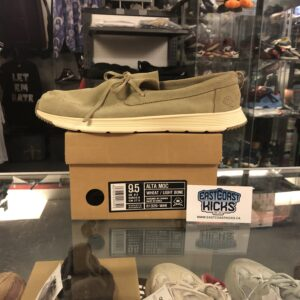 Ransom Wheat/Light Bone Size 9.5