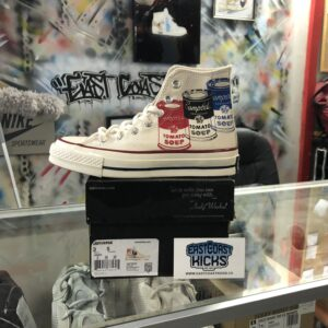 Converse x Andy Warhol 3 Can Size 3