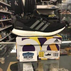 Adidas Ultra Boost Black White Size 9