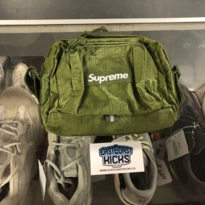 Supreme SS19 Shoulder Bag Green