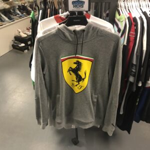 Preowned Puma Hoodie Size S