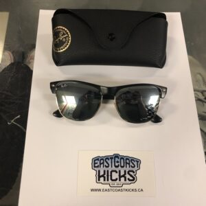Ray Ban Sunglasses Black Gold Trim