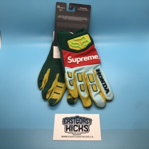 Supreme x Fox Racing Gloves Size M