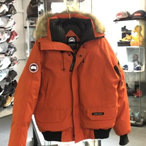 Canada Goose Jacket Orange Size L