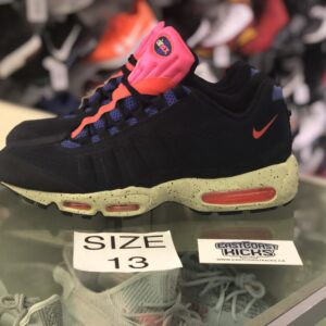 Preowned Nike Air Max 95 Size 13