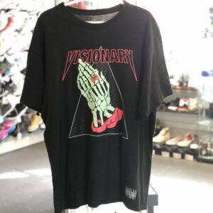 Preowned Nike Visionary Tee Glow In The Dark Size XL