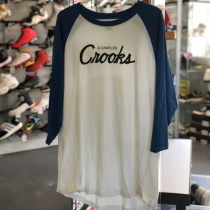 Preowned Crooks 3/4 Sleeve Size XL