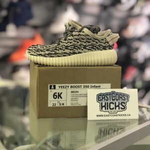 Preowned Adidas Yeezy 350 Turtle Dove Size 6K