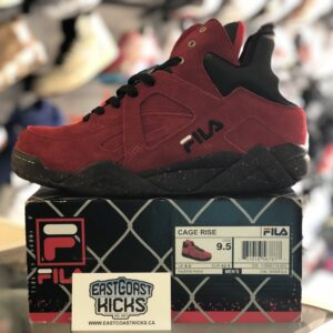 Fila Cage X Rise New York Size 9.5
