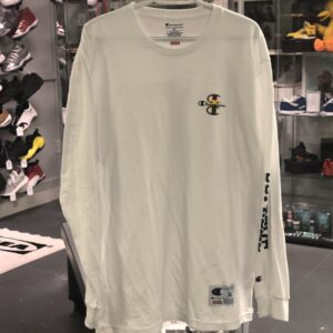 Supreme x Champion White Long Sleeve Size XL