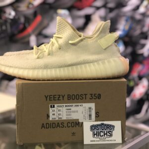 Preowned Adidas Yeezy V2 Butter Size 13