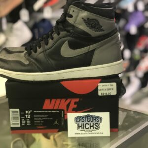 Preowned Jordan 1 Shadow Size 10.5