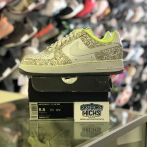 Preowned Nike x Doernbecher Air Force 08 Size 8.5