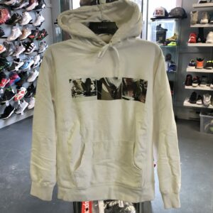 Preowned Supreme Kids Hoodie Size L