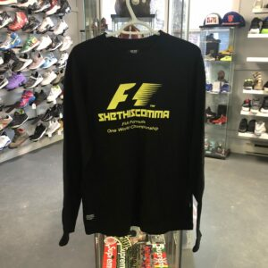 Sethis Comma F1 Long Sleeve Size L