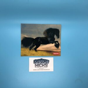 Supreme Horse Sticker