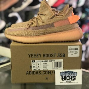 Pewowned Adidas Yeezy V2 Clay Size 6.5