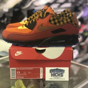 Preowned Air Max 90 Campfire Size 13