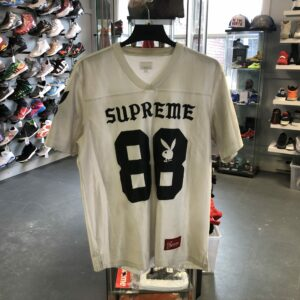 Preowned Supreme Playboy Jersey Size L