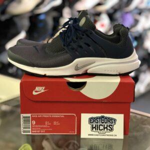 Nike Air Presto Grey Size 9