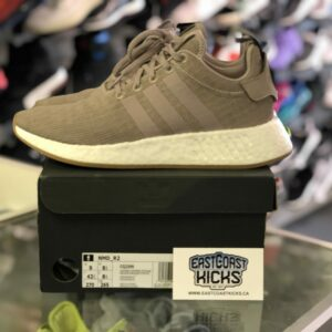 Preowned Adidas NMD R2 Beige Size 9