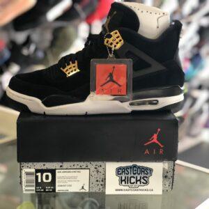 Jordan 4 Royalty Size 10