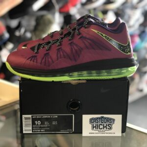 Preowned LeBron 10 Low Size 10