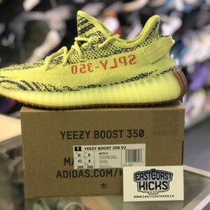 Adidas Yeezy V2 Frozen Yellow Size 8.5