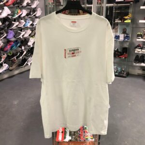 Preowned Supreme Ludens Tee Size XL