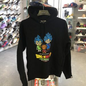 Dragon Ball x Baby Milo Hoodie Size L (fits small)