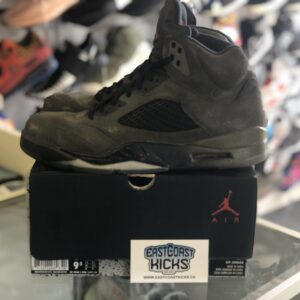 Preowned Jordan 5 Fear Size 9.5