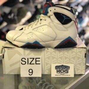 Preowned Jordan 7 Orion Size 9