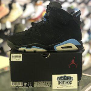Preowned Jordan 6 UNC Size 8.5