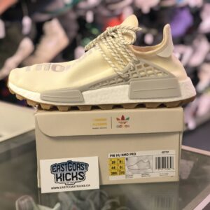 Human Race NMD Cream Size 9.5