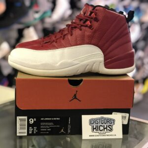 Preowned Jordan 12 Gym Red Size 9.5
