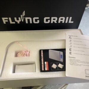 Flying Grail Levitating Sneaker Display