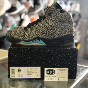 Preowned Jordan 3Lab5 Gamma Size 9