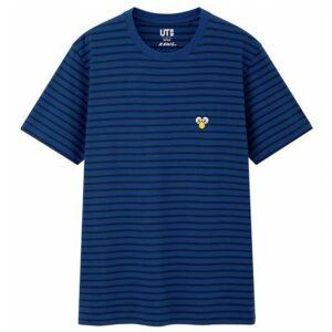 Kaws x Uniqlo BFF Striped Blue Size XS
