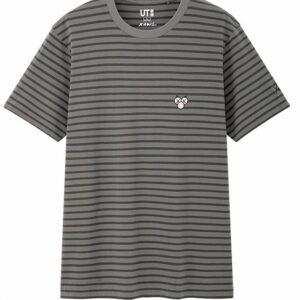 Kaws x Uniqlo BFF Striped Grey Size XS